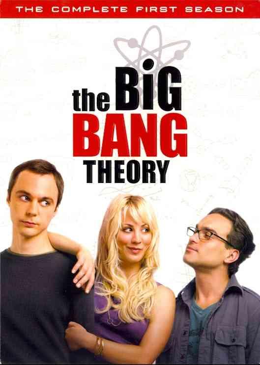 BIG BANG THEORY:COMPLETE FIRST SEASON BY BIG BANG THEORY (DVD)